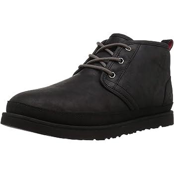 3367e0e840c UGG Men's Neumel Waterproof Chukka Boot, Black, 7 Medium US: Amazon ...