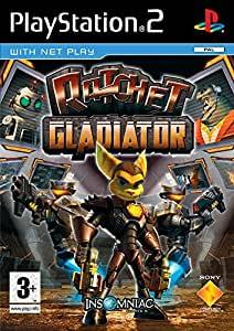 Ratchet Gladiator - Platinum