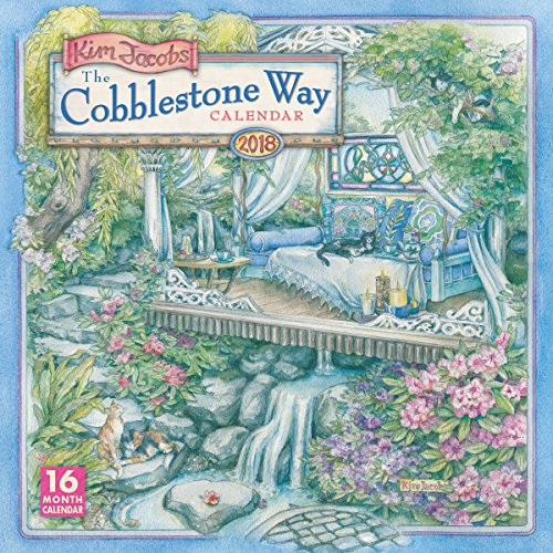 The Cobblestone Way 2018 Calendar