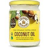 500mL Bio-Kokosöl Extra Virgin, roh, kaltgepresst, unraffiniert | Coconut Merchant | Ethisch bezogen, vegan, ketogen und…