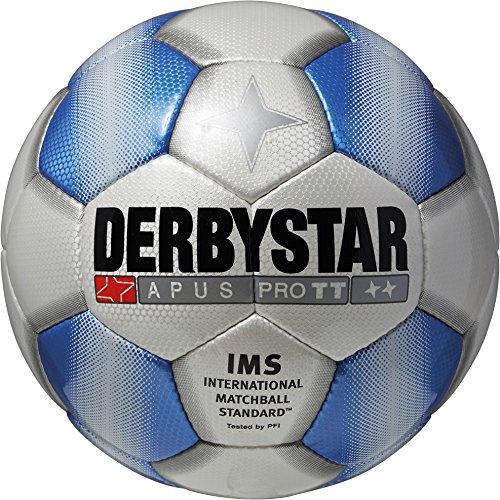 Derbystar Apus Pro TT, 5, weiß blau, 1715500161 (Apu-serie)
