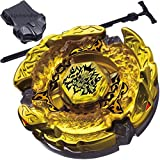 Hades / Hell Kerbecs Metal Masters 4D Beyblade Starter Set w/ Launcher & Ripcord by Rapidity