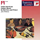Latin American Classical Guitar