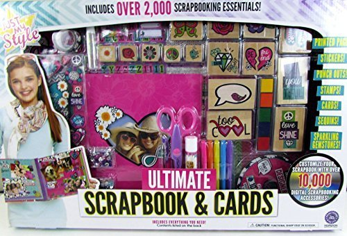 Just My Style; Ultimate Scrapbook & Cards