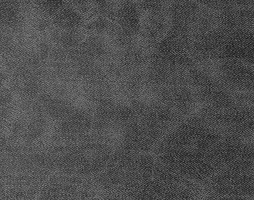 1 METRO de Polipiel para tapizar, manualidades, cojines o forrar objetos. Venta de polipiel por metros. Diseño Jeans Color Gris ancho 140cm