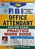 Kiran RBI Office Attendant Online Exam Practice Work Book - 2076