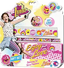 Soy Luna - Set papelería con estuche (Kids WD18031)