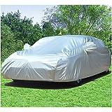 Audew Auto Abdeckung Vollgarage Wasserdichte UV Sonne Regen Schutz 5.2x2x1.8m XL für SUV Auto