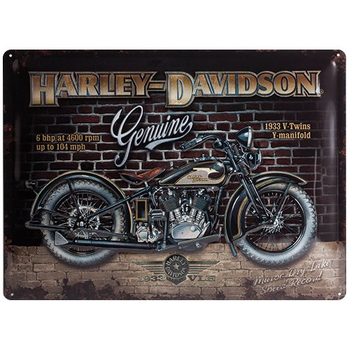 nostalgic-art-harley-davidson-brick-wall-placa-decorativa-metal-30-x-40-cm-color-ocres