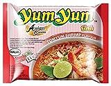 Yum Yum Instant Nudeln Garnelen Tom 60g, 45er Pack (45 x 60 g)