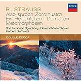 DOUBLE DECCA -  R. Strauss: Also sprach Zarathustra, Ein Heldenleben