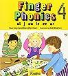 Finger Phonics: ai, j, oa, ie, ee, or (Jolly Phonics)