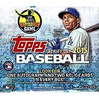 2015 Topps Series 1 Baseball Jumbo Box MLB