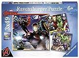 Ravensburger 8017Marvel Avengers Assemble Puzzle 3x 49Teile