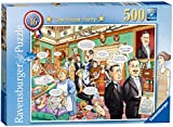 Ravensburger Best of British No.16 - The House Party 500pc Jigsaw Puzzle