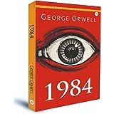 1984 | George Orwell | International Bestseller Paperback Book