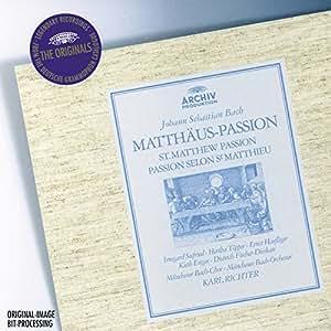 Bach-St Matthew Passion