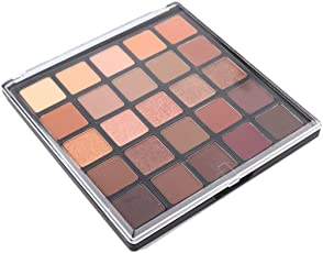NF&E 25 Colour Eye Shadow Makeup Cosmetic Shimmer Matte Eyeshadow Palette Beauty