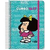 Grafoplas 74140460 Mafalda - Agenda escolar, A5, 16 / 17