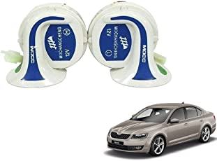 Kozdiko Mocc Car 18 in 1 Digital Tone Magic Horn Set of 2 for Skoda Octavia