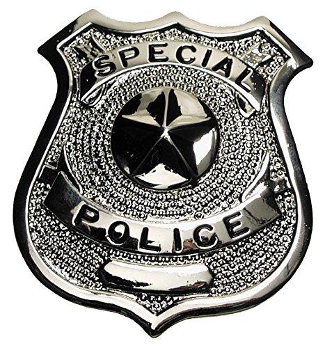 US Polizeiabzeichen,