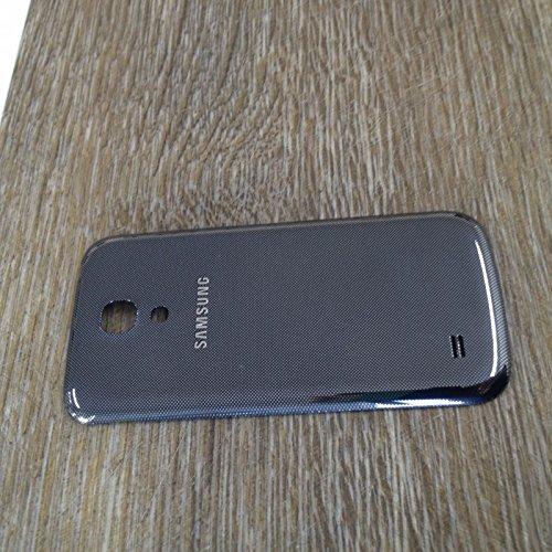 Original Samsung BLACK EDITION Akkudeckel black / schwarz für Samsung i9195 Galaxy S4 mini (Akkufachdeckel, Batterieabdeckung, Rückseite, Back-Cover) - GH98-27394K Handy Cover Für Samsung S4