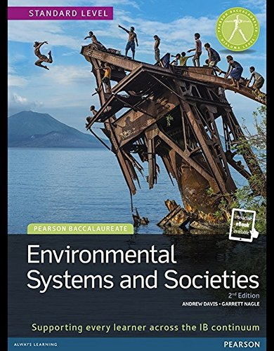 Pearson Baccalaureate: Environmental Systems and Societies bundle 2nd edition (Pearson International Baccalaureate Diploma: International Editions) por Andrew Davis