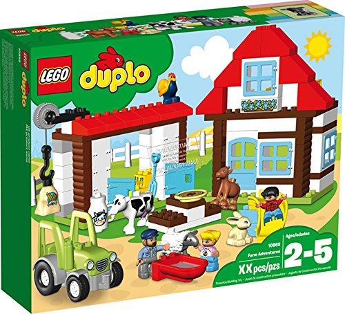 LEGO® DUPLO® Ausflug auf den Bauernhof