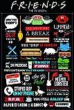 #4: Bikrikendra Friends Poster ll Size 30 cm x 45 cm ll
