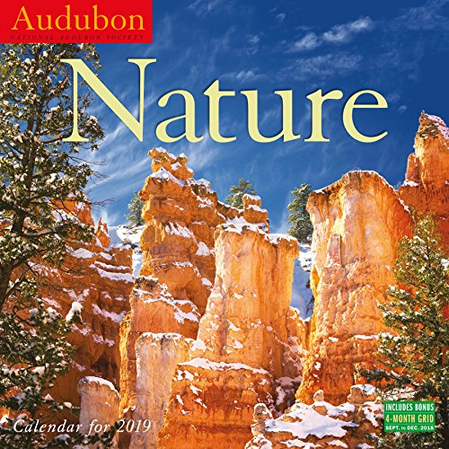 2019 Audubon Nature National Audubon Society por Workman Publishing