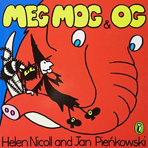 Meg, Mog and Og (Meg and Mog) por Helen Nicoll