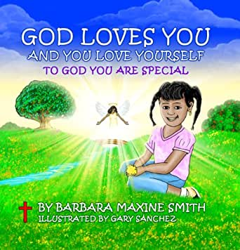 Love yourself as god loves you