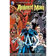 Animal Man Vol. 3: Rotworld: The Red Kingdom