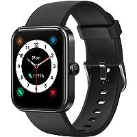 YAMAY Smartwatch ID206 Mini für Damen Herren,1.5 Zoll HD Farbdisplay Fitnessuhr,Sportuhr mit Alexa Integriert,14…