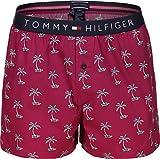 Tommy Hilfiger Woven Hawaii Boxershorts Anemone