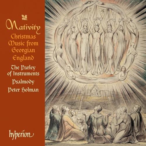 Nativity - Weihnachtsmusik aus dem Gregorianischen England