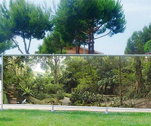 FRANGIVISTA stampato, giardino, terrazzo, balcone decorativo foresta ...