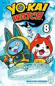 Yo-Kai Watch Edition simple Tome 8