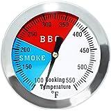 GFTIME 01T1501Temperatura 8CM BBQ Sonda da Cucina Cottura Carne Leggi termometro 3 (01T15 1-PK Misuratore di Temperatura 2.5)