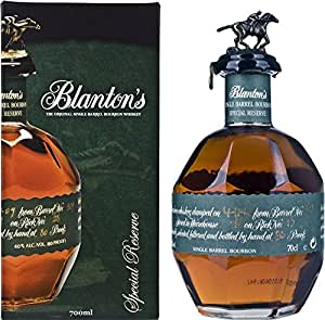 Blanton's Bourbon Special Reserve Whisky, 70 cl