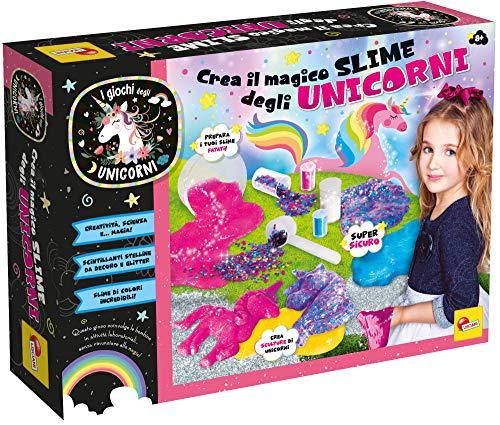 Liscianigiochi- Crea i Magici Slime degli Unicorni, 70336