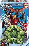 Educa Borras Puzzle Avengers (200 Pieces)