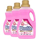 Woolite for Delicate Fabrics Hand & Machine Wash 12 Washes 750ml Pack of 3