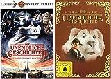 Die unendliche Geschichte Teil 2+3 / DVD Set / Kinofilme