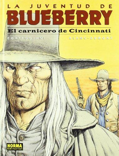 El carnicero de Cincinnati Cover Image