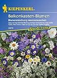 Blumen-Mix 'Meeresrauschen', 1 Tüte Samen für 4 Meter Balkonkasten