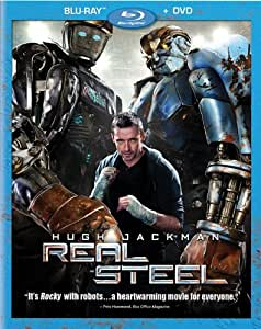 Real Steel [Blu-ray] [2011] [US Import]