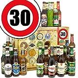 Geschenkideen für Männer zum 30. + Geschenk Box mit 24 Bieren der Welt und Deutschland + GRATIS Geschenk Karten + Bier-Bewertungsbogen + Bierset + Biergeschenk + Personalisierte Geschenk Box - 30 + Biergeschenk für Männer. Besser als Bier selber machen oder selbst brauen. Geburtstagsgeschenk GeburtstagsBiergeschenke 30. Geburtstag Geschenkideen Geburtstag Geschenk Ideen 30 Geburtstagsgeschenke Biergeschenke 30 Geburtstag Geschenkidee Freund zum 30.