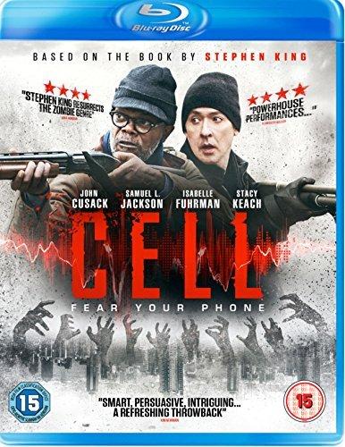 Preisvergleich Produktbild Cell [Blu-ray] [UK Import]