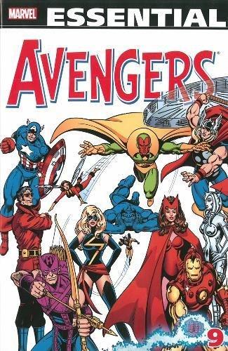 Essential Avengers. Volume 9